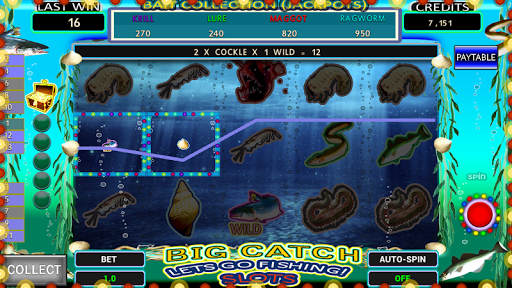 Big Catch Fishing Slots 7004 screenshots n 2
