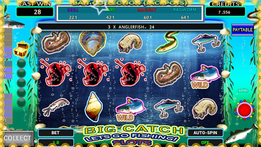 Big Catch Fishing Slots 7004 screenshots n 6