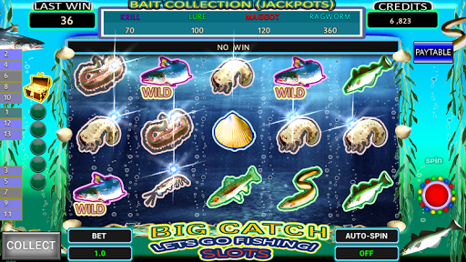 Big Catch Fishing Slots 7004 screenshots n 7
