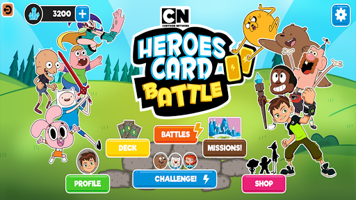 CN Heroes Card Battle 1.25.2 screenshots n 1