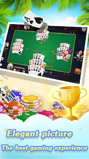 Chinese poker – Pusoy Capsa susun Free 13 poker 1.0.0.23 screenshots n 2