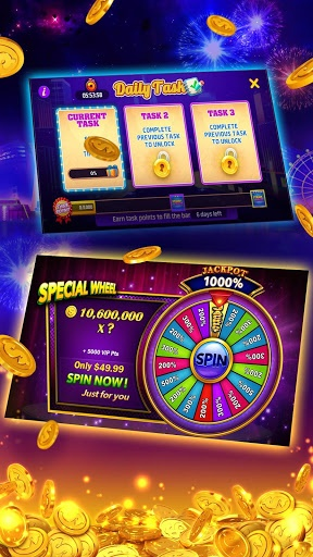Classic Slots – Free Casino Games amp Slot Machines 1.0.419 screenshots n 7