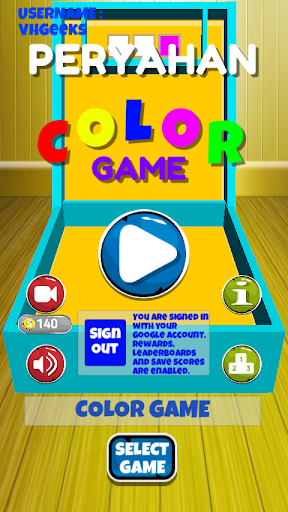 Color Game And More 1.0 screenshots n 1