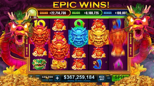 Double Win Casino Slots – Free Vegas Casino Games 1.46 screenshots n 3