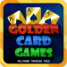 Free Download  Golden Card Games (Tarneeb – Trix – Solitaire) 20.1.0.3 APK