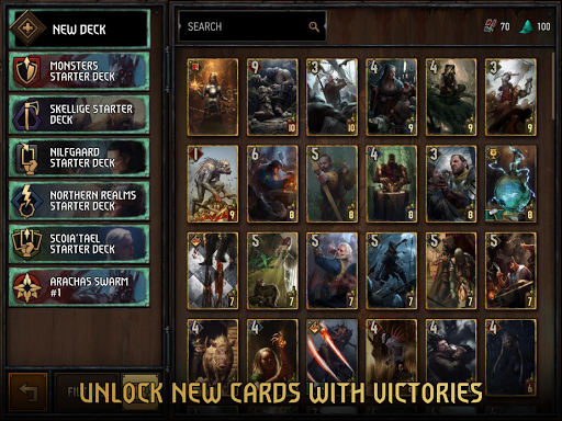 GWENT The Witcher Card Game 6.1.3 screenshots n 10