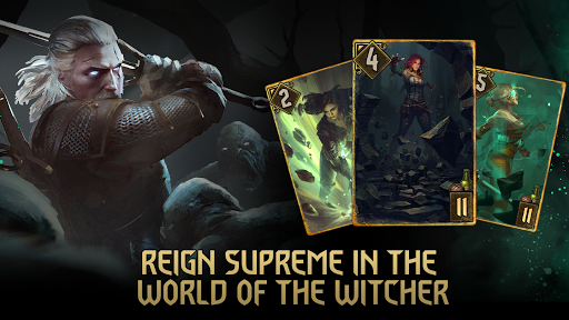 GWENT The Witcher Card Game 6.1.3 screenshots n 6