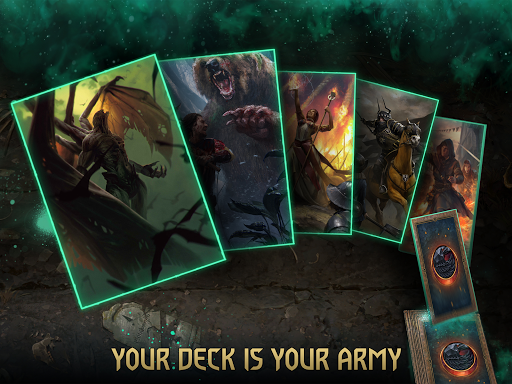 GWENT The Witcher Card Game 6.1.3 screenshots n 7