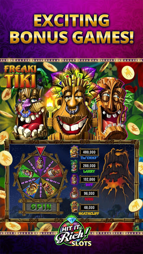 Hit it Rich Free Casino Slots 1.8.8650 screenshots n 5