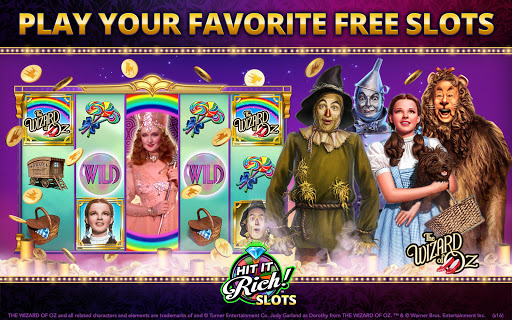 Hit it Rich Free Casino Slots 1.8.8650 screenshots n 6