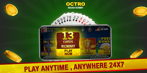 Indian Rummy by Octro – Free Online Rummy 3.05.59 screenshots n 1