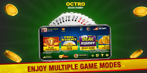 Indian Rummy by Octro – Free Online Rummy 3.05.59 screenshots n 3