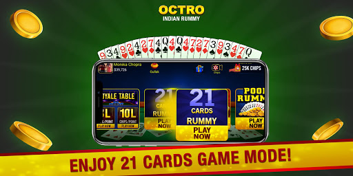 Indian Rummy by Octro – Free Online Rummy 3.05.59 screenshots n 6