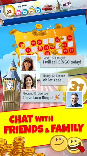 LOCO BiNGO jackpots crazy for play 2.53.3 screenshots n 2