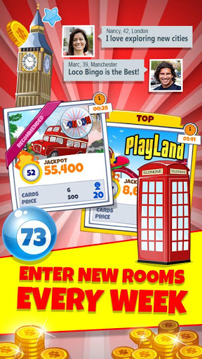 LOCO BiNGO jackpots crazy for play 2.53.3 screenshots n 4