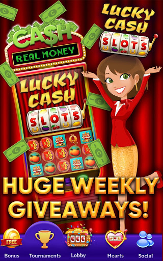Lucky CASH Slots – Win Real Money amp Prizes 46.0.0 screenshots n 1