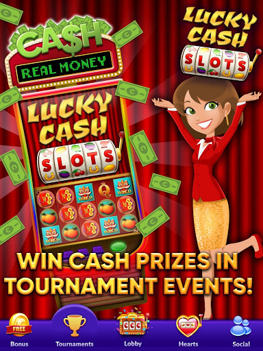 Lucky CASH Slots – Win Real Money amp Prizes 46.0.0 screenshots n 8