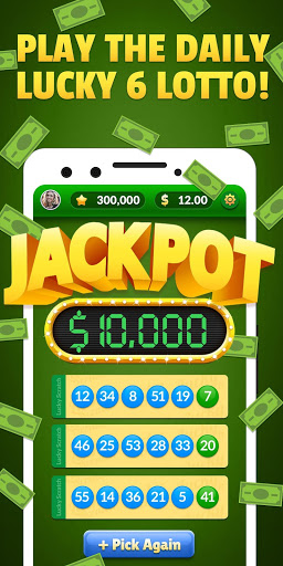 Lucky Scratch WIN REAL MONEY- its your LUCKY DAY 47.0.0 screenshots n 2