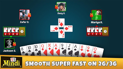 Mindi – Play With Friends – Desi Indian Card Game 8.8 screenshots n 10