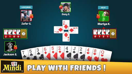 Mindi – Play With Friends – Desi Indian Card Game 8.8 screenshots n 5