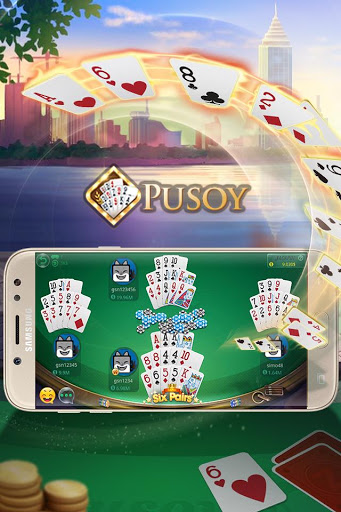 Pusoy – Chinese Poker Online – ZingPlay 2.0.1 screenshots n 1