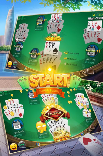 Pusoy – Chinese Poker Online – ZingPlay 2.0.1 screenshots n 2