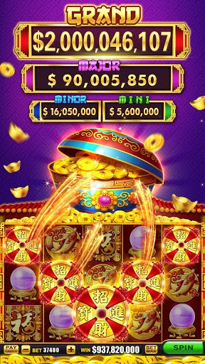 Slots CashHit Slot Machines amp Casino Games Party 1.3.1 screenshots n 3