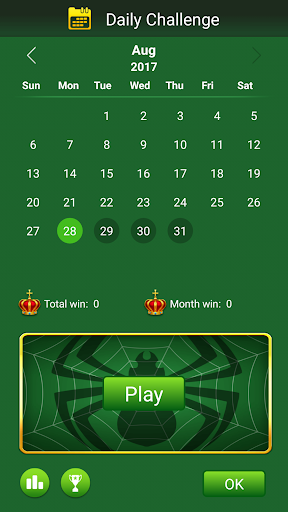 Spider Solitaire 3.17 screenshots n 2