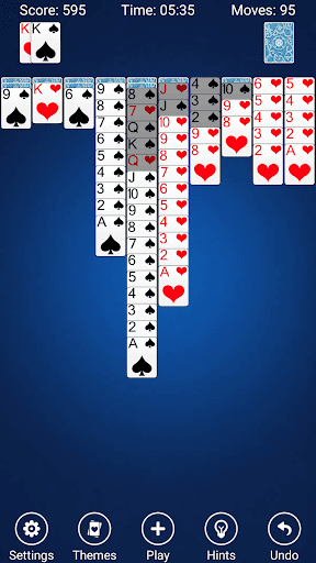 Spider Solitaire 3.17 screenshots n 4