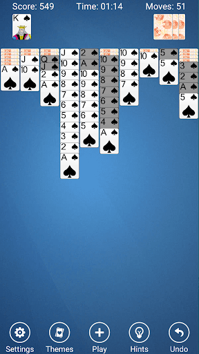 Spider Solitaire 3.17 screenshots n 5