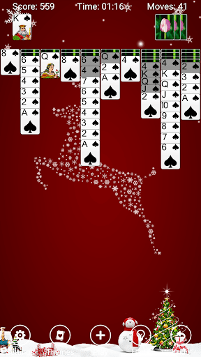 Spider Solitaire 3.17 screenshots n 6