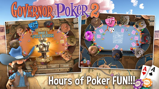TEXAS HOLDEM POKER OFFLINE 3.0.12 screenshots n 1