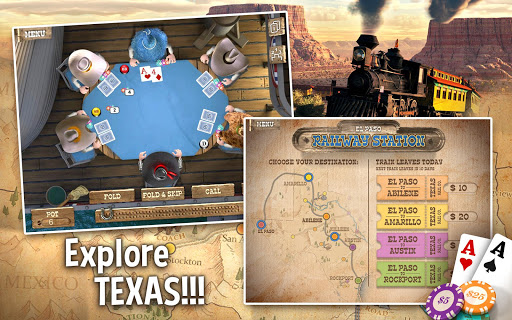 TEXAS HOLDEM POKER OFFLINE 3.0.12 screenshots n 10