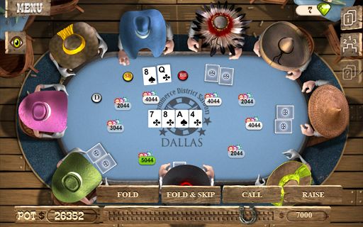 TEXAS HOLDEM POKER OFFLINE 3.0.12 screenshots n 6