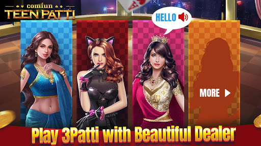 Teen Patti Comfun-3 Patti Flash Card Game Online 5.0.20200403 screenshots n 6