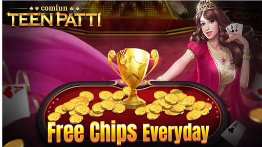Teen Patti Comfun-3 Patti Flash Card Game Online 5.0.20200403 screenshots n 7