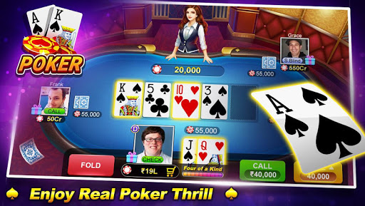 Teen Patti Flush 3 Patti Poker 1.7.4 screenshots n 2