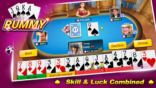 Teen Patti Flush 3 Patti Poker 1.7.4 screenshots n 3