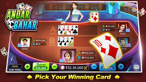 Teen Patti Flush 3 Patti Poker 1.7.4 screenshots n 4
