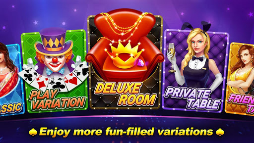 Teen Patti Flush 3 Patti Poker 1.7.4 screenshots n 8