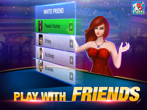 Teen Patti by Octro – Indian Poker Card Game 7.65 screenshots n 3