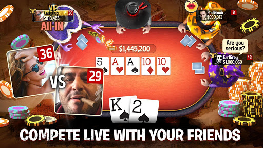 Texas game play Poker 1.0.3 screenshots n 5