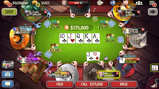 Texas game play Poker 1.0.3 screenshots n 7