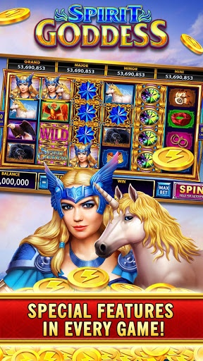 Thunder Jackpot Slots Casino – Free Slot Games 2.1 screenshots n 5