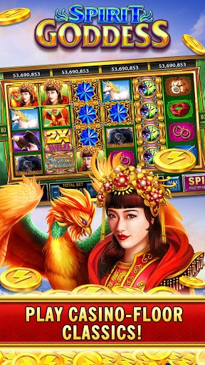 Thunder Jackpot Slots Casino – Free Slot Games 2.1 screenshots n 6