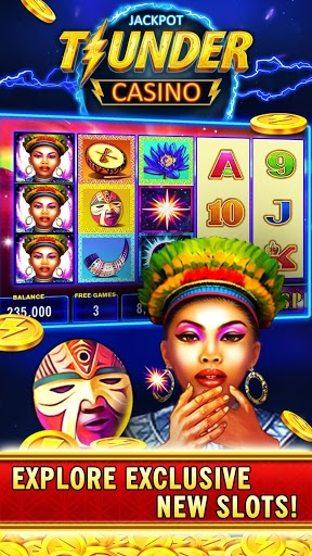 Thunder Jackpot Slots Casino – Free Slot Games 2.1 screenshots n 7