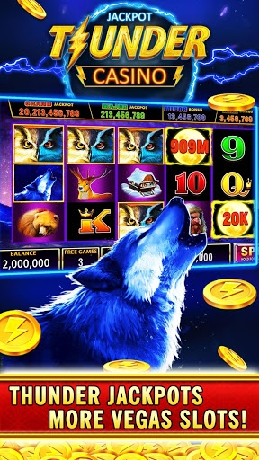 Thunder Jackpot Slots Casino – Free Slot Games 2.1 screenshots n 9