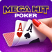 Unduh Gratis Mega Hit Poker: Texas Holdem massive tournament 3.10.1 APK