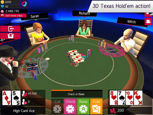 Avakin Poker – 3D Social Club 2.003.005 screenshots n 1