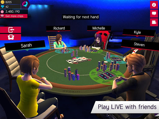 Avakin Poker – 3D Social Club 2.003.005 screenshots n 2